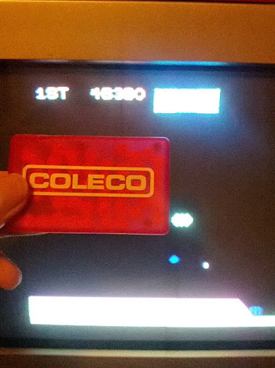 coleco1981: Cosmic Avenger (Colecovision Flashback) 46,360 points on 2015-02-08 12:55:33