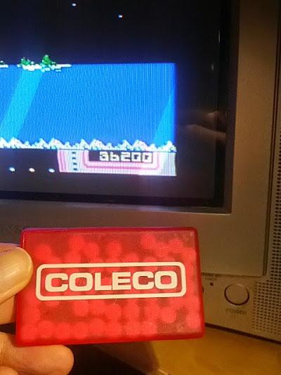 coleco1981: Nova Blast (Colecovision Flashback) 36,200 points on 2015-02-11 00:06:15