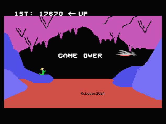 Robotron2084: Sir Lancelot (Colecovision Emulated) 17,670 points on 2015-02-11 11:58:12