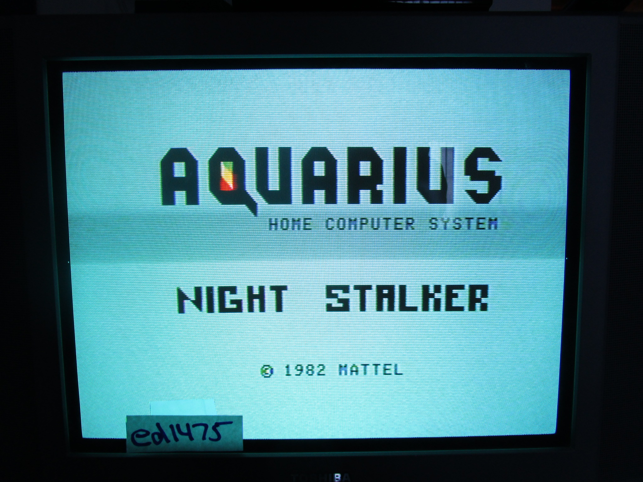 ed1475: Night Stalker: Game 3 [Slow] (Aquarius) 5,900 points on 2015-02-12 18:59:08