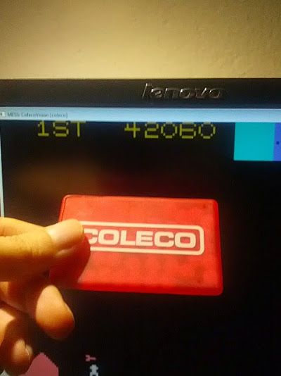 coleco1981: Cosmic Avenger (Colecovision Emulated) 42,060 points on 2015-02-16 01:45:25