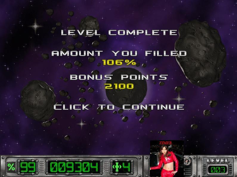 Zimer: Cosmic Bugs: Level 003 [Percentage] (PC) 106 points on 2015-02-16 11:39:11