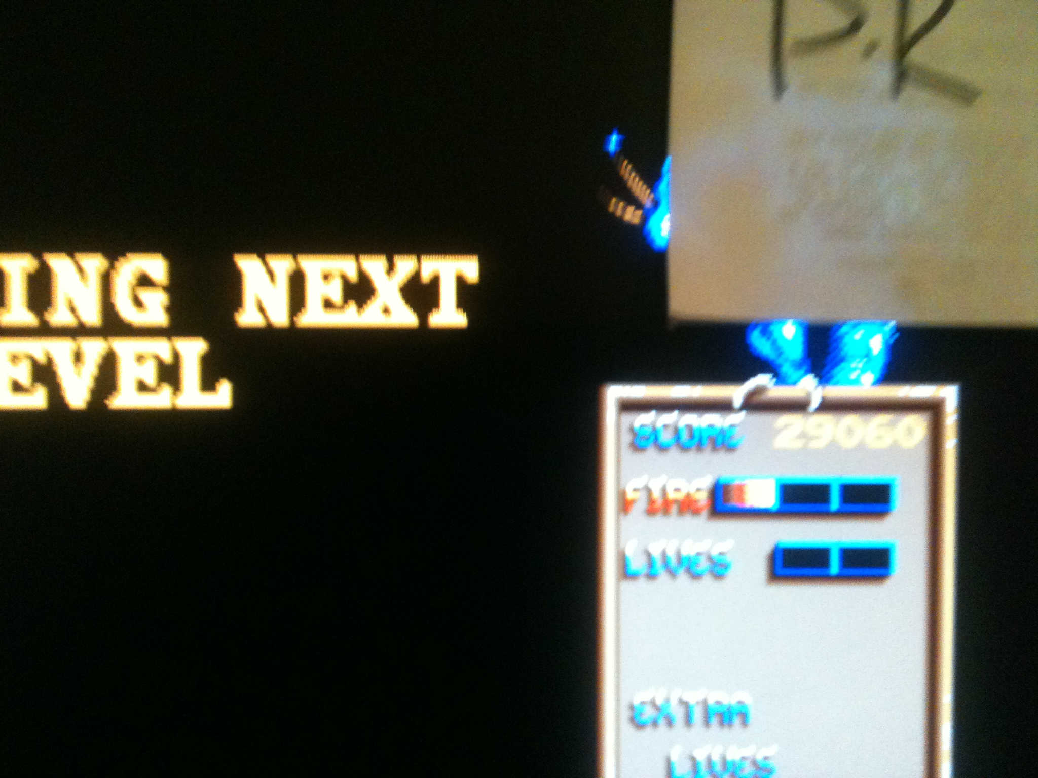 kernzy: Dragon Spirit [Normal/F2] (Atari ST Emulated) 29,060 points on 2015-02-17 21:37:59