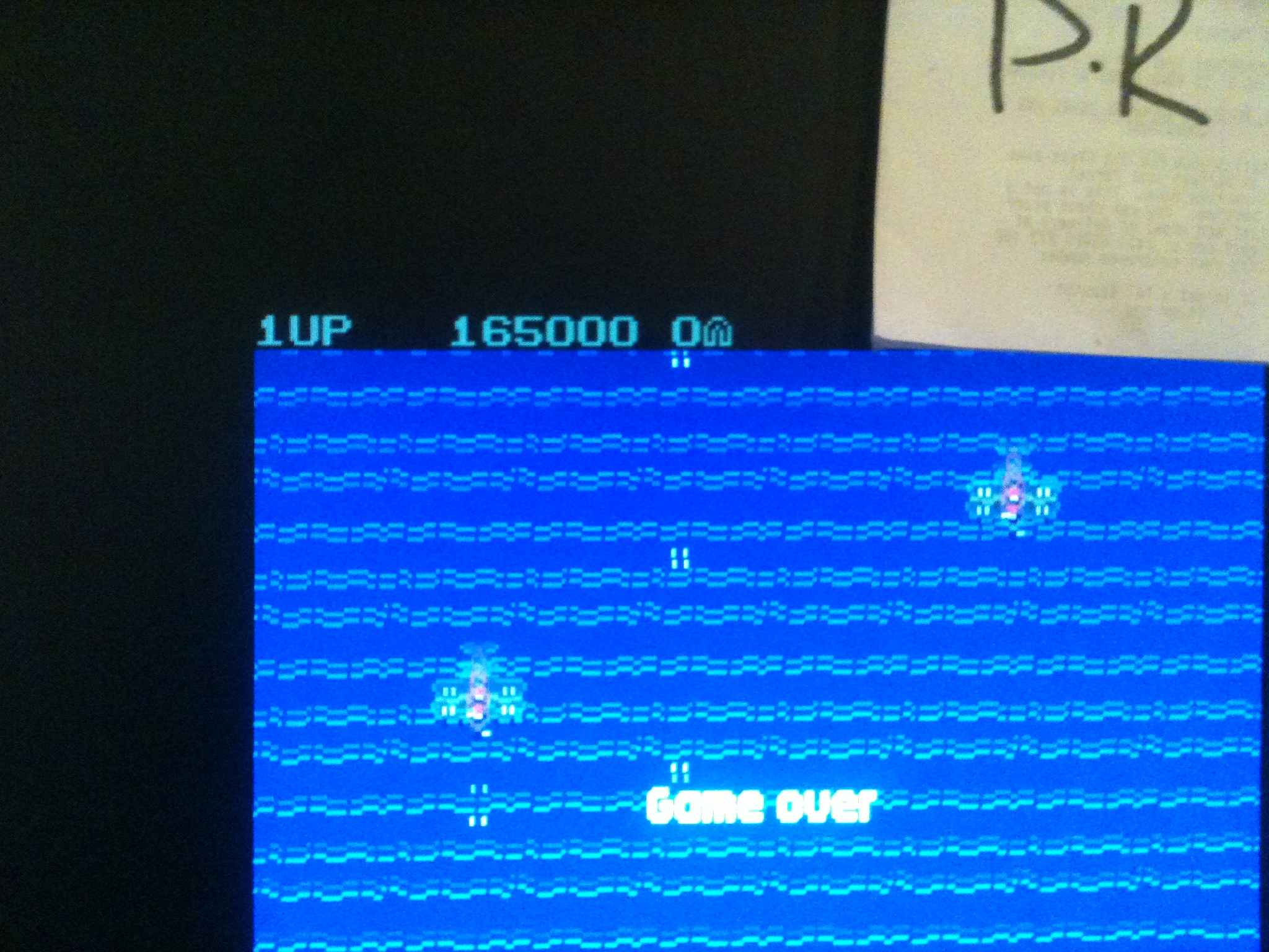 kernzy: 1944 (Atari ST Emulated) 165,000 points on 2015-02-18 20:44:18