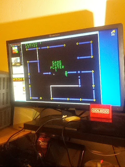 coleco1981: Frenzy (Colecovision Emulated) 37,744 points on 2015-02-21 11:41:51