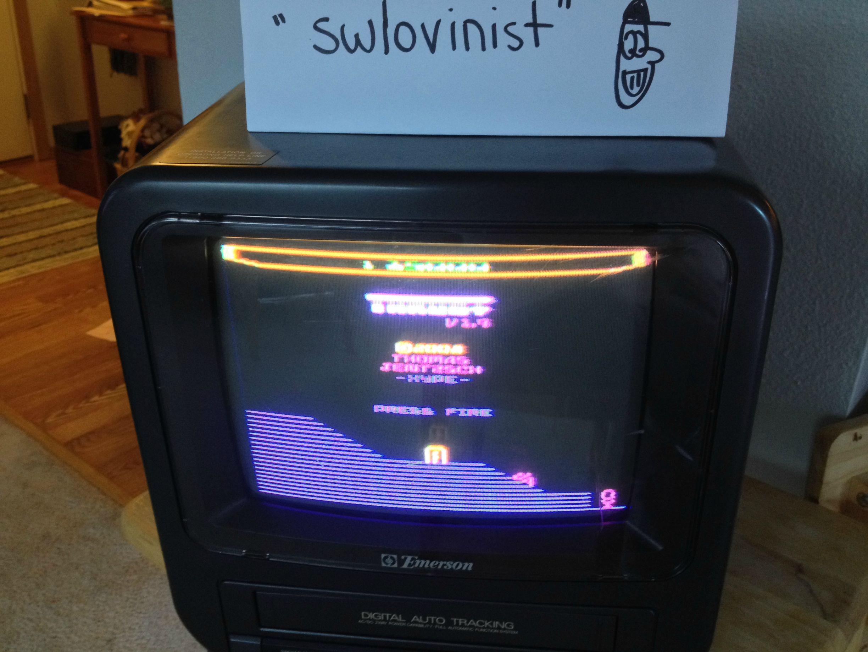 swlovinist: Thrust+ Platinum (Atari 2600 Expert/A) 15,000 points on 2013-10-20 12:21:30