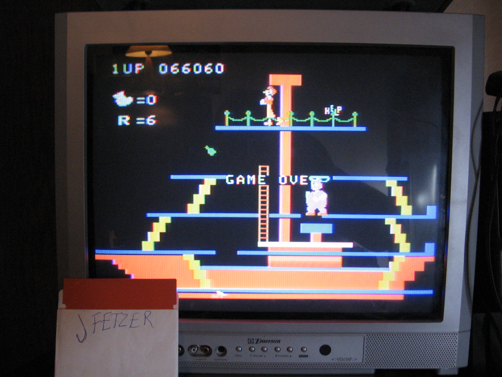 jfetzer: Popeye (TI 99/4A) 66,060 points on 2015-02-22 19:33:56