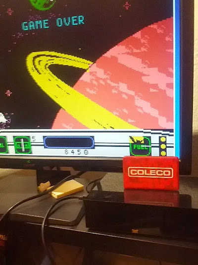 coleco1981: Moonsweeper (Colecovision Emulated) 8,450 points on 2015-02-22 19:50:48