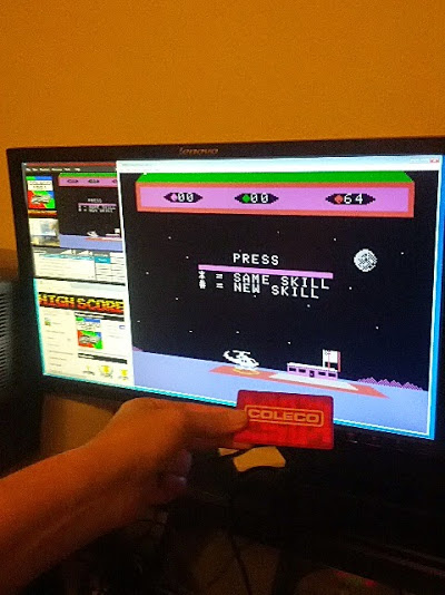 coleco1981: Choplifter (Colecovision Emulated) 64 points on 2015-03-01 14:46:47