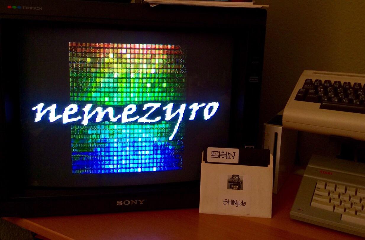 SHiNjide: Nemezyro: Slow (Atari 400/800/XL/XE) 9,437 points on 2015-03-04 15:35:26
