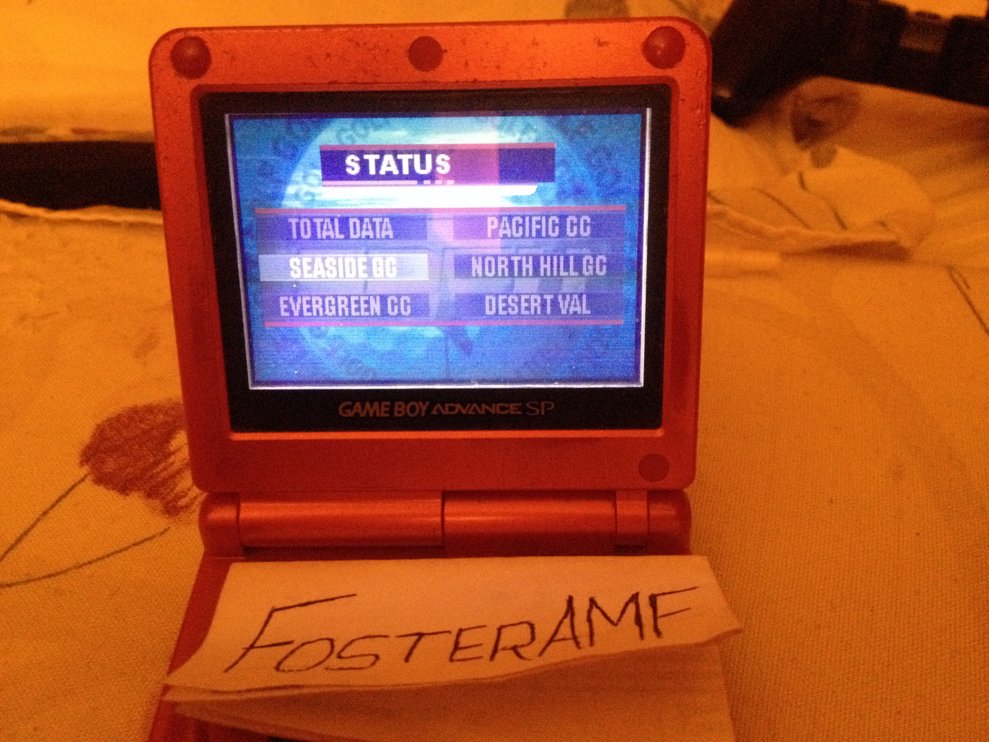FosterAMF: ESPN Final Round Golf 2002: Sea Side Golf Course [Lowest Score] (GBA) 53 points on 2015-03-07 20:33:25