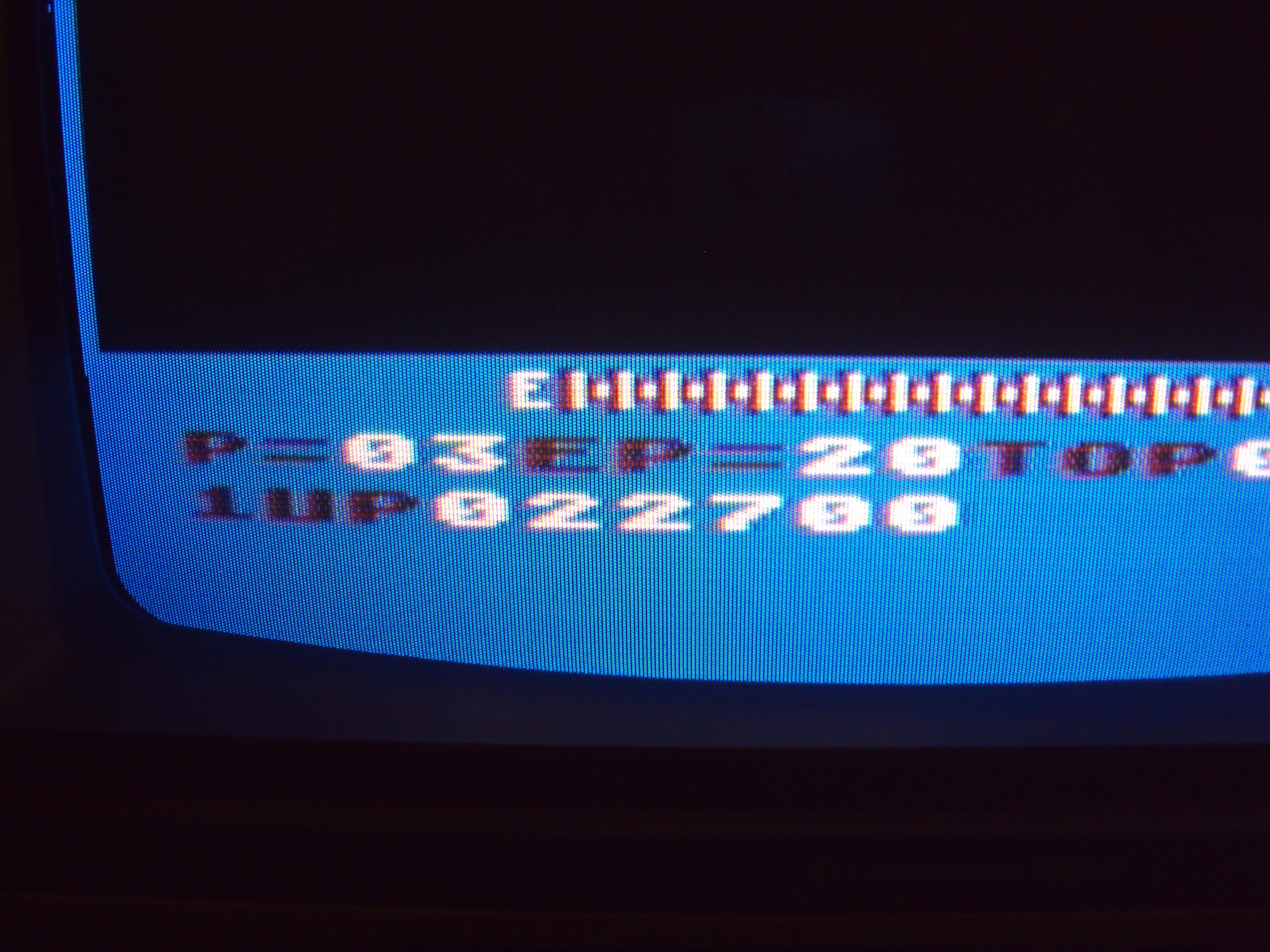 Bunsen: Zaxxon (Atari 400/800/XL/XE) 22,700 points on 2015-03-08 14:25:41