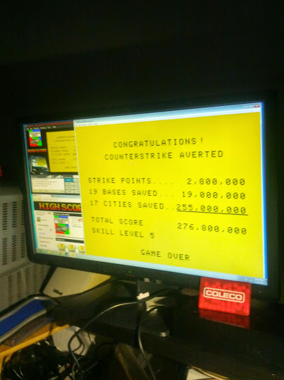 WarGames: Skill 5 276,800,000 points