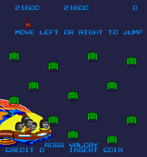 arenafoot: Journey (Arcade Emulated / M.A.M.E.) 21,600 points on 2015-03-11 17:34:38