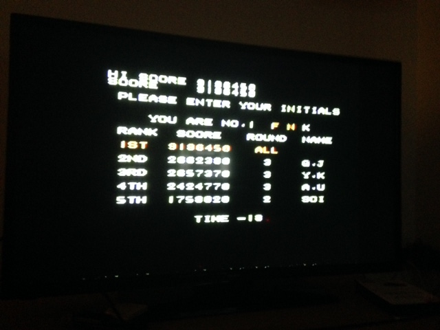mechafatnick: SCI Special Criminal Inverstigation (Sega Master System) 9,196,450 points on 2015-03-13 01:45:26