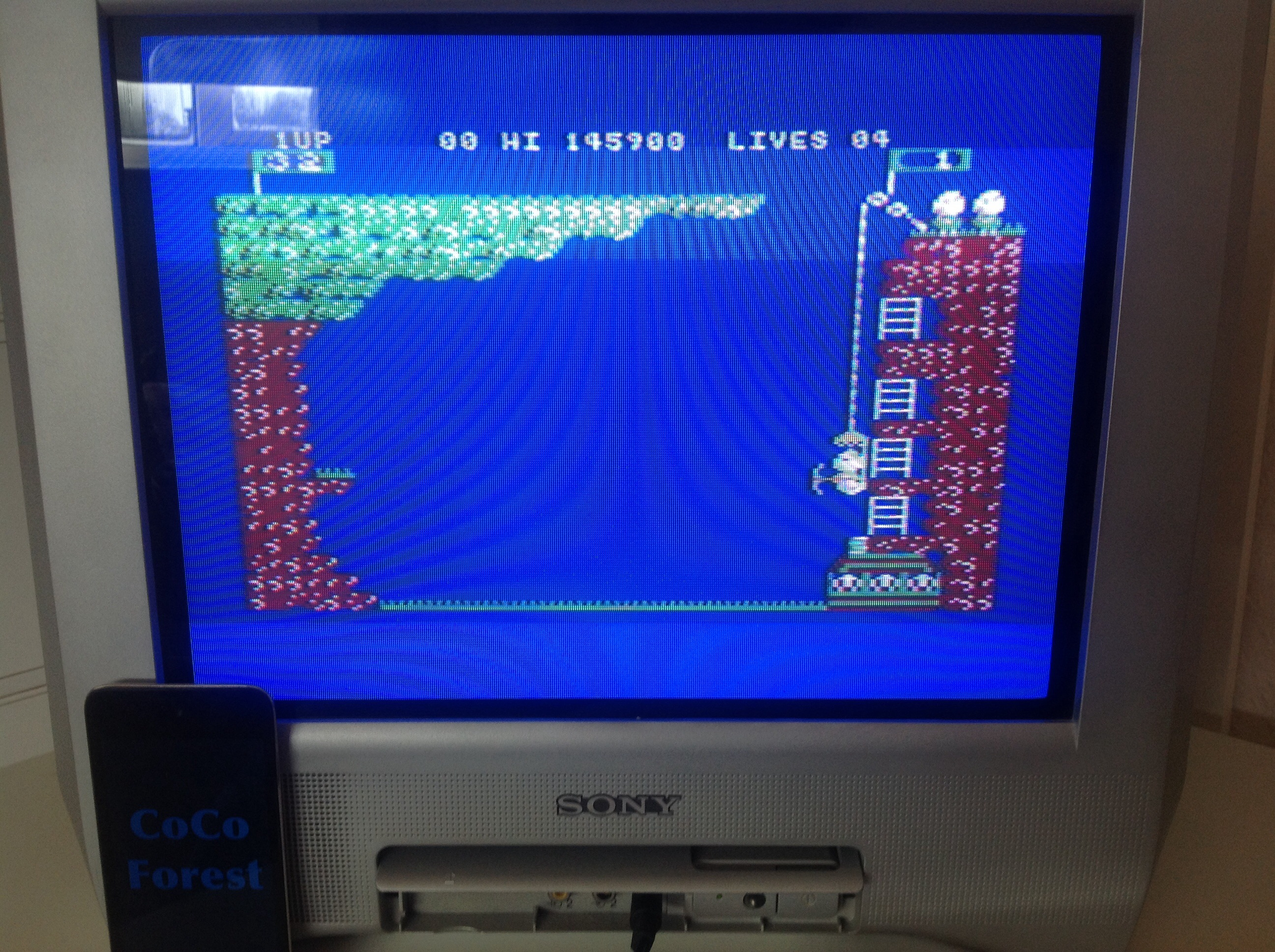 CoCoForest: Pooyan (Commodore 64) 145,900 points on 2015-03-16 05:52:29