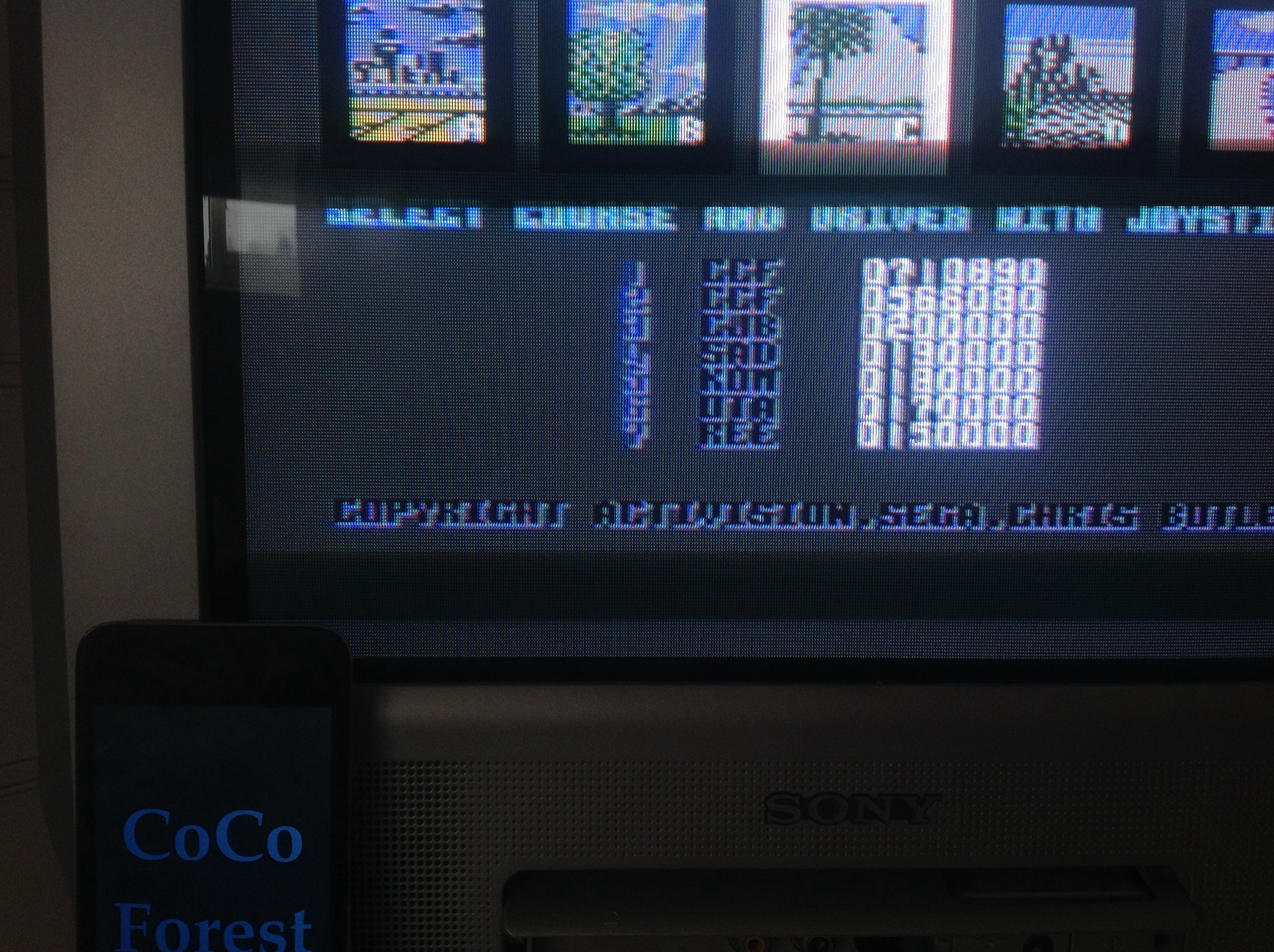 CoCoForest: Power Drift (Commodore 64) 710,890 points on 2015-03-17 10:00:23