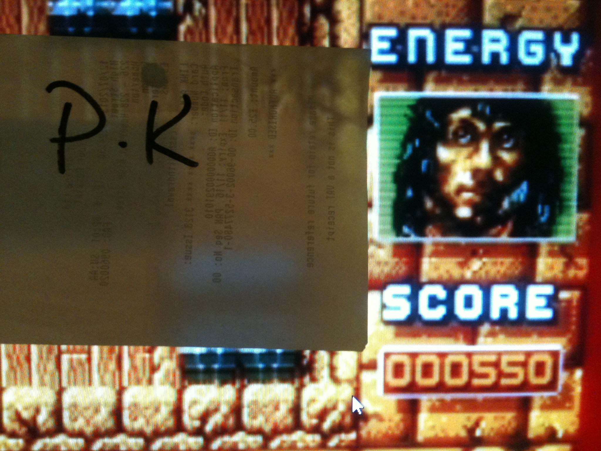 kernzy: Rambo III (Atari ST Emulated) 550 points on 2015-03-18 21:17:48
