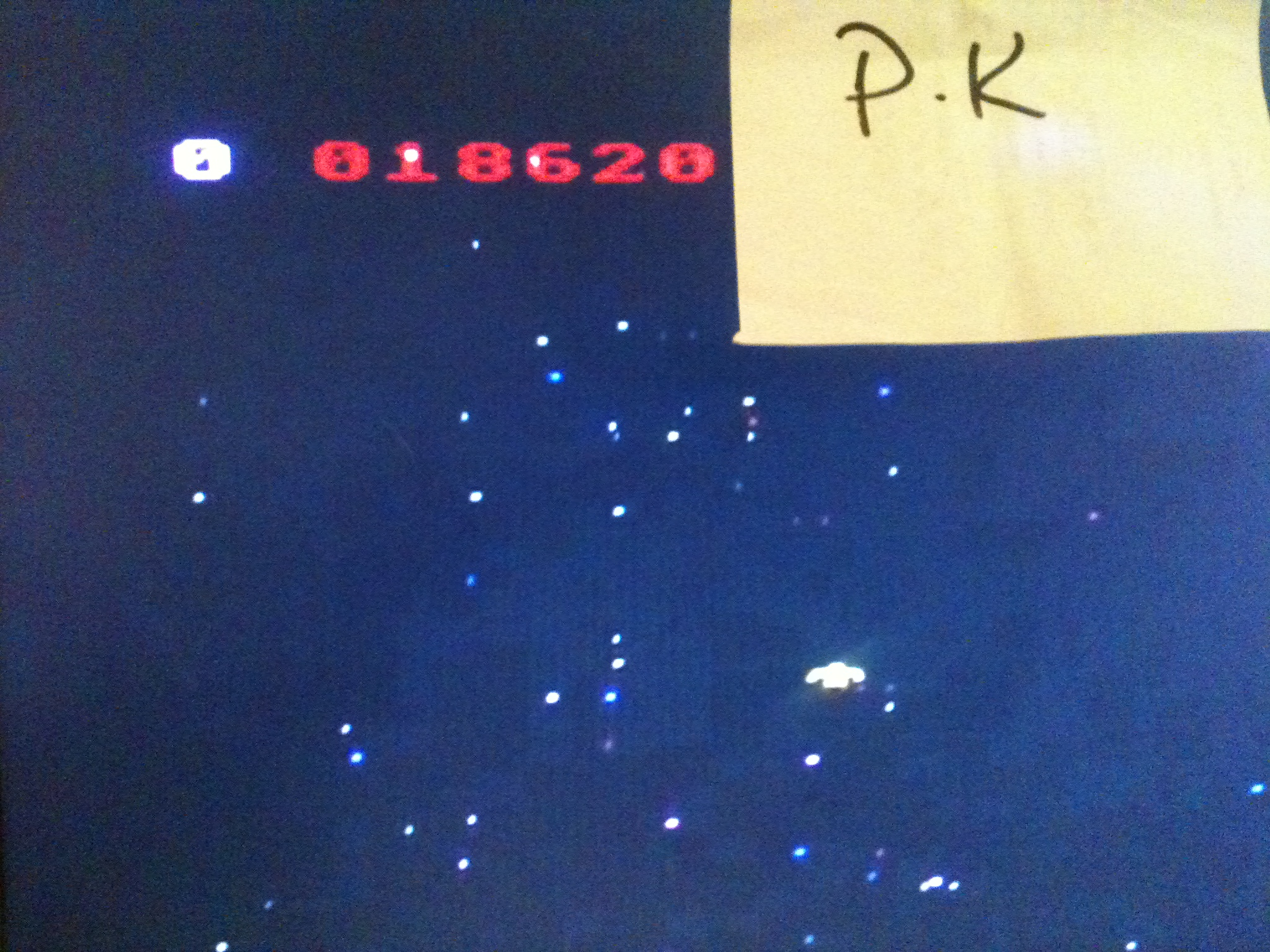kernzy: Quest For Galaxia (Atari ST Emulated) 18,620 points on 2015-03-18 21:25:15