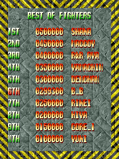 BarryBloso: Fire Barrel (Arcade Emulated / M.A.M.E.) 299,300 points on 2015-03-20 07:11:26