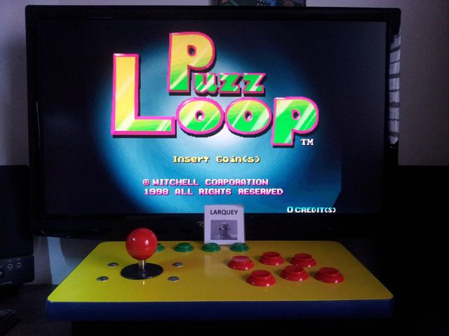 Puzz Loop [Panic Mode] [puzzloop] 32,400 points