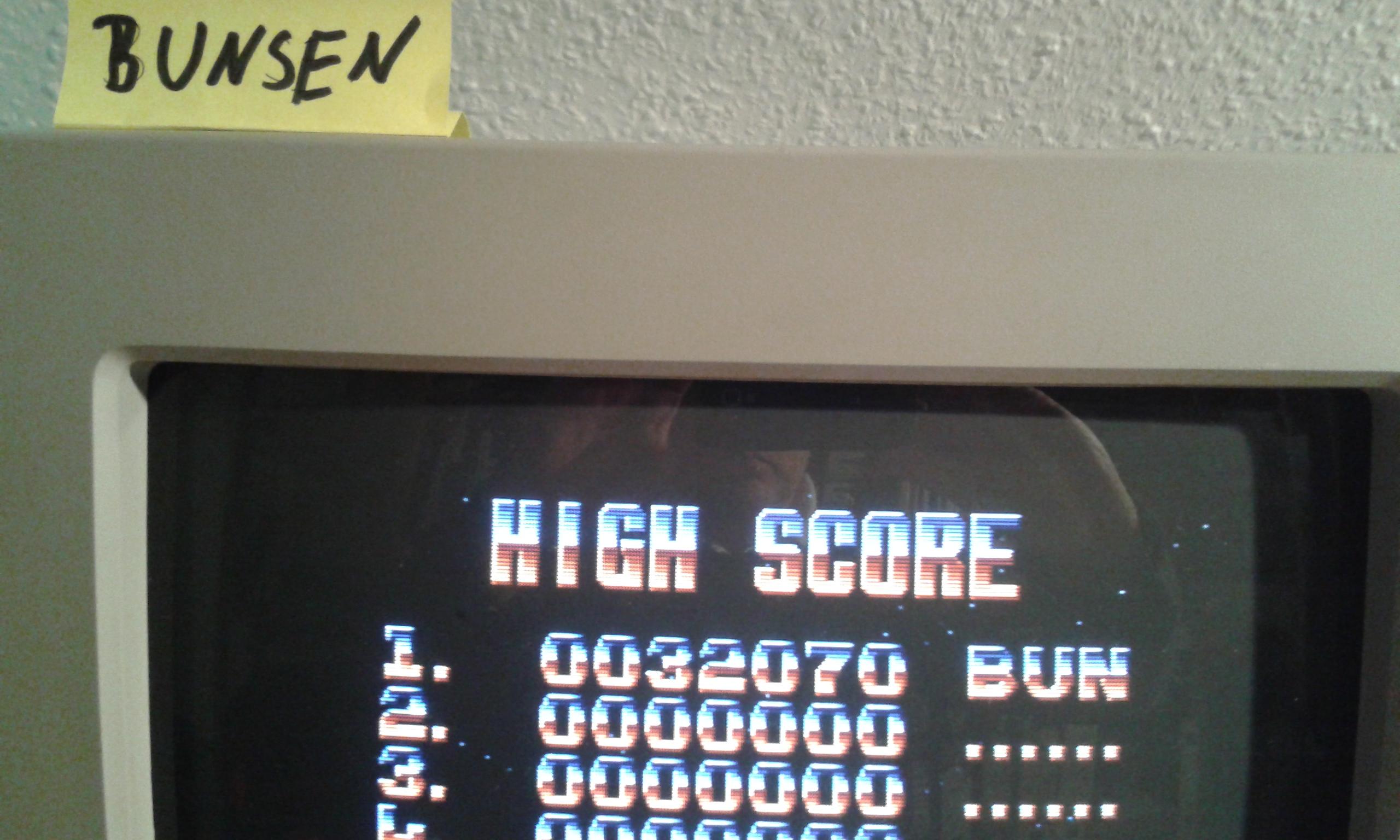 Bunsen: Xenon 2: Megablast (Atari ST) 32,070 points on 2015-03-21 15:51:01