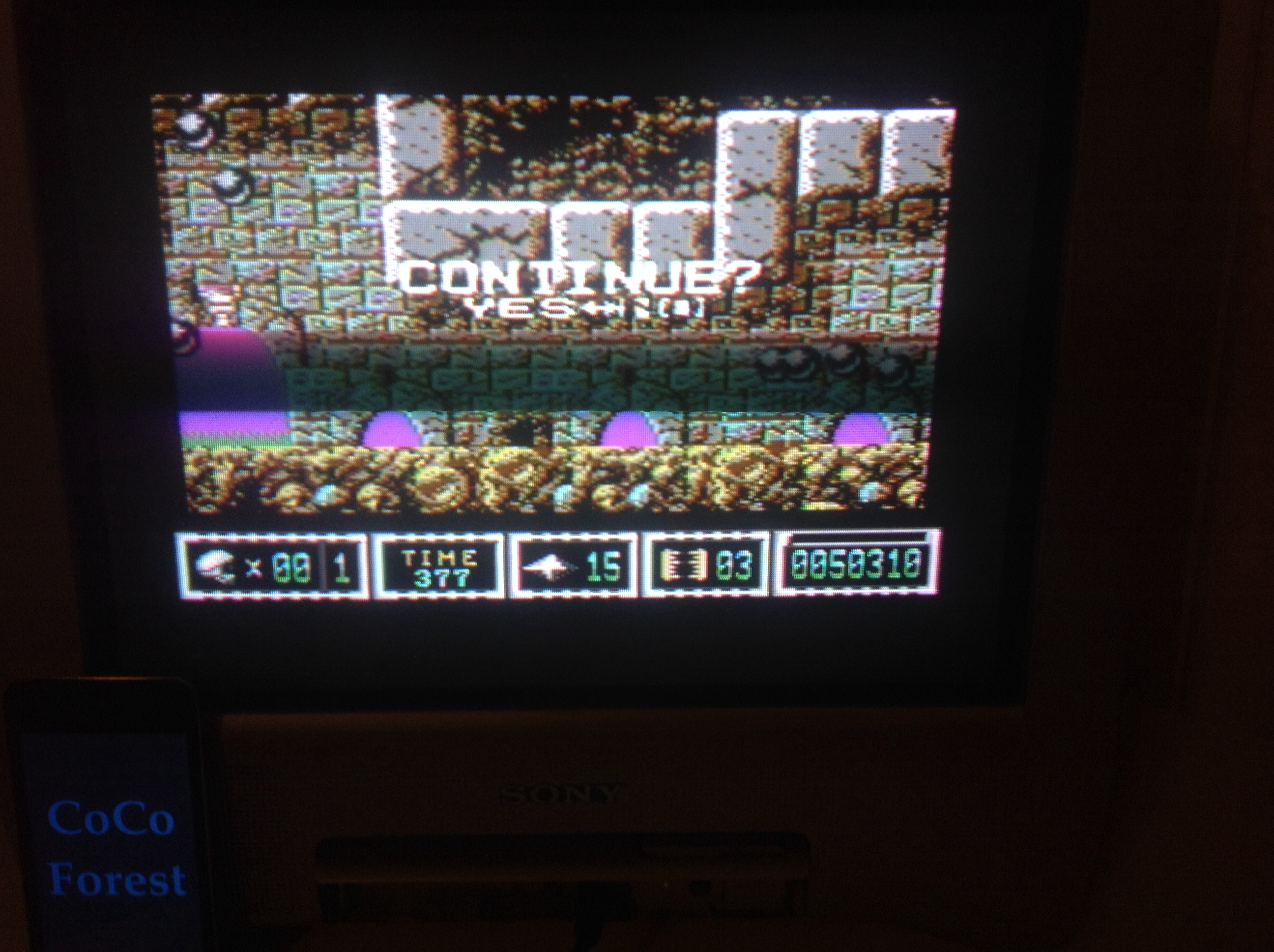 CoCoForest: Turrican 2 (Commodore 64) 50,310 points on 2015-03-22 14:20:05