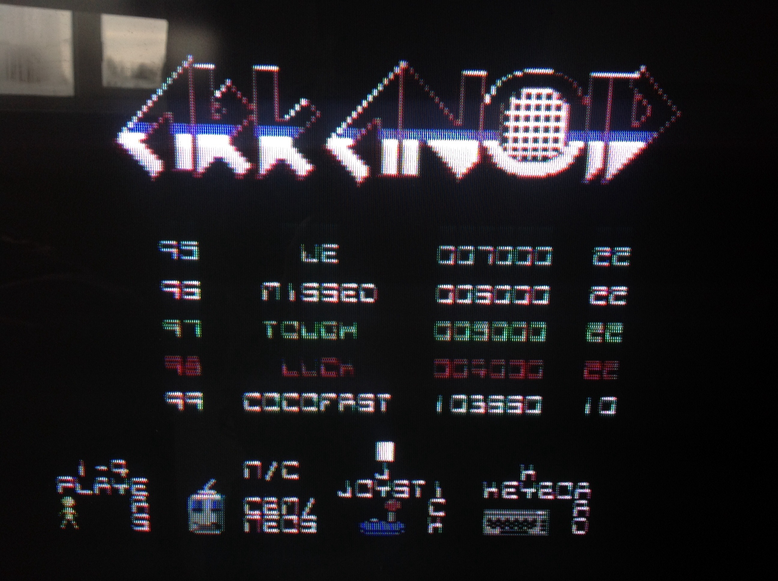 CoCoForest: Arkanoid: Revenge of Doh (Commodore 64) 103,660 points on 2015-03-23 03:57:35