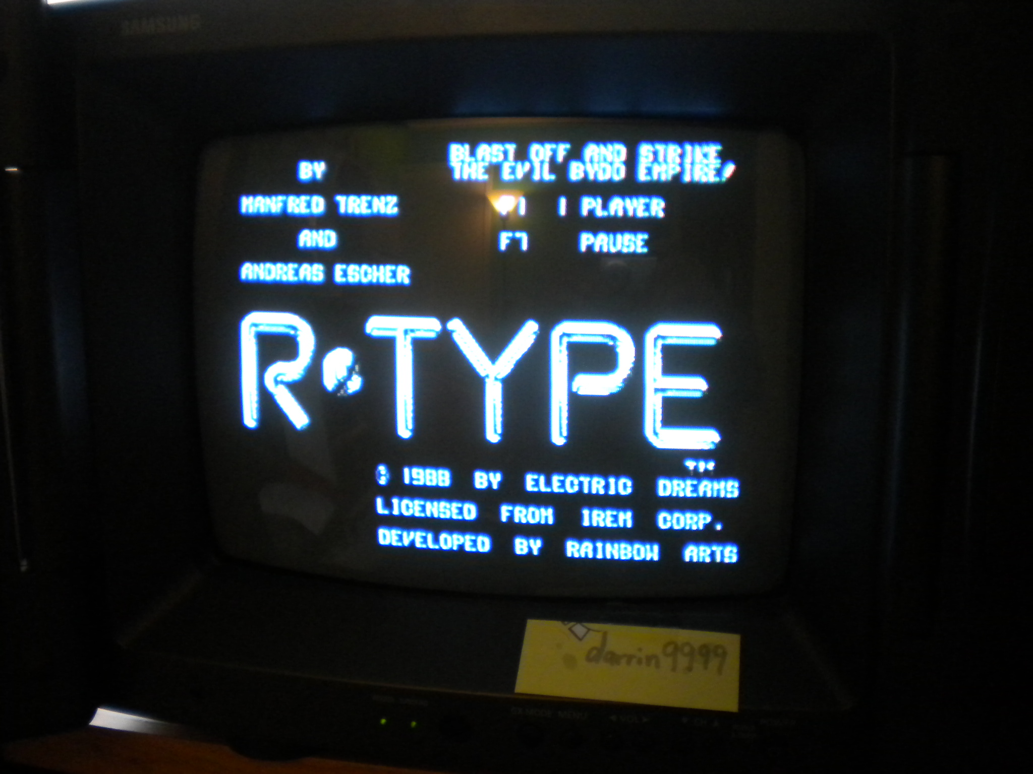 R-Type 114,200 points
