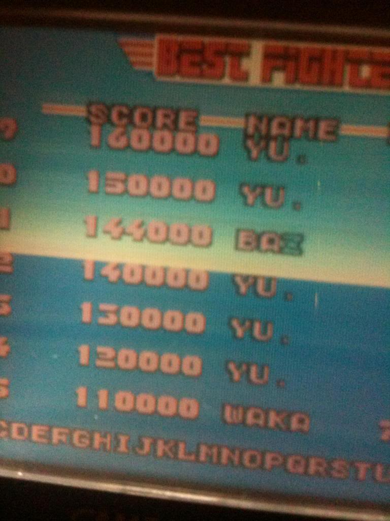 Sega Arcade Gallery: After Burner 144,000 points