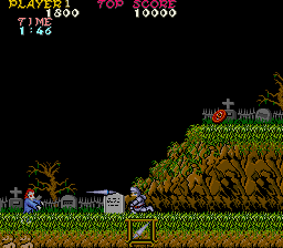 Ghosts N Goblins 277,300 points
