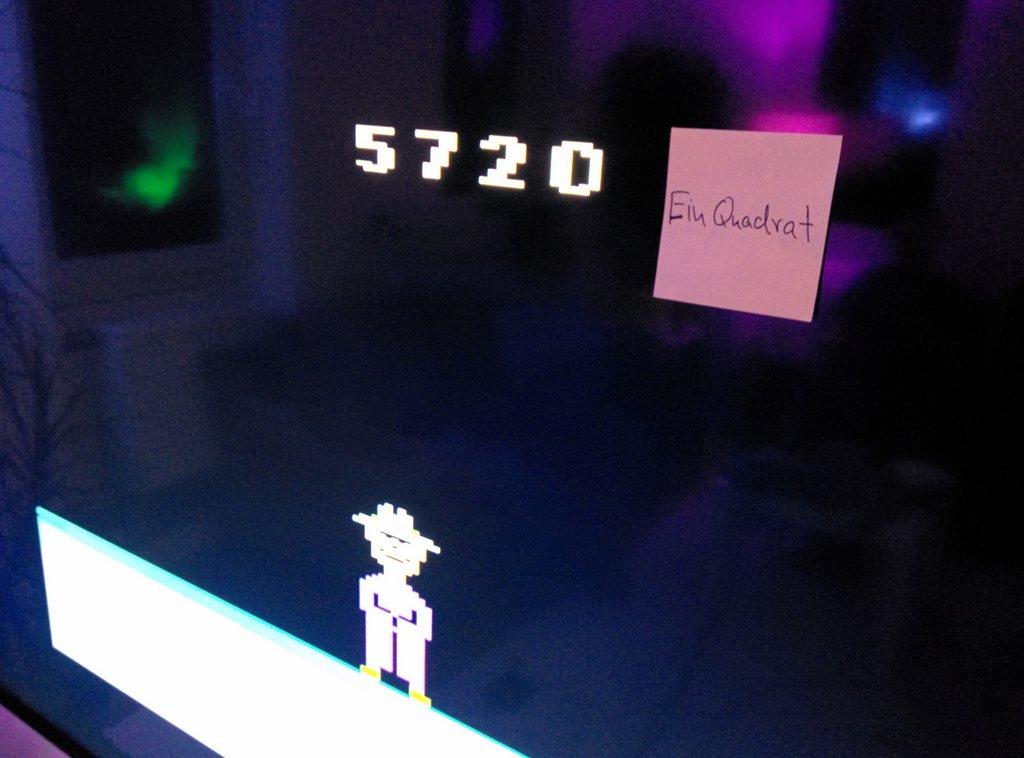 einquadrat: Gopher (Atari 2600 Emulated Novice/B Mode) 5,720 points on 2015-03-30 14:39:58