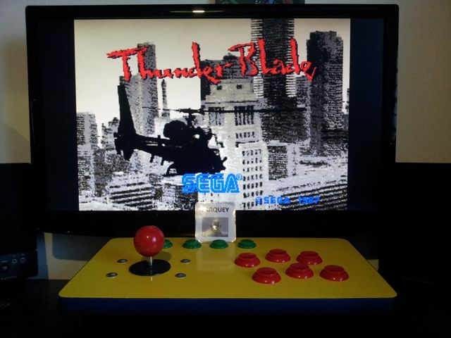 Thunder Blade [thndrbld] 389,880 points