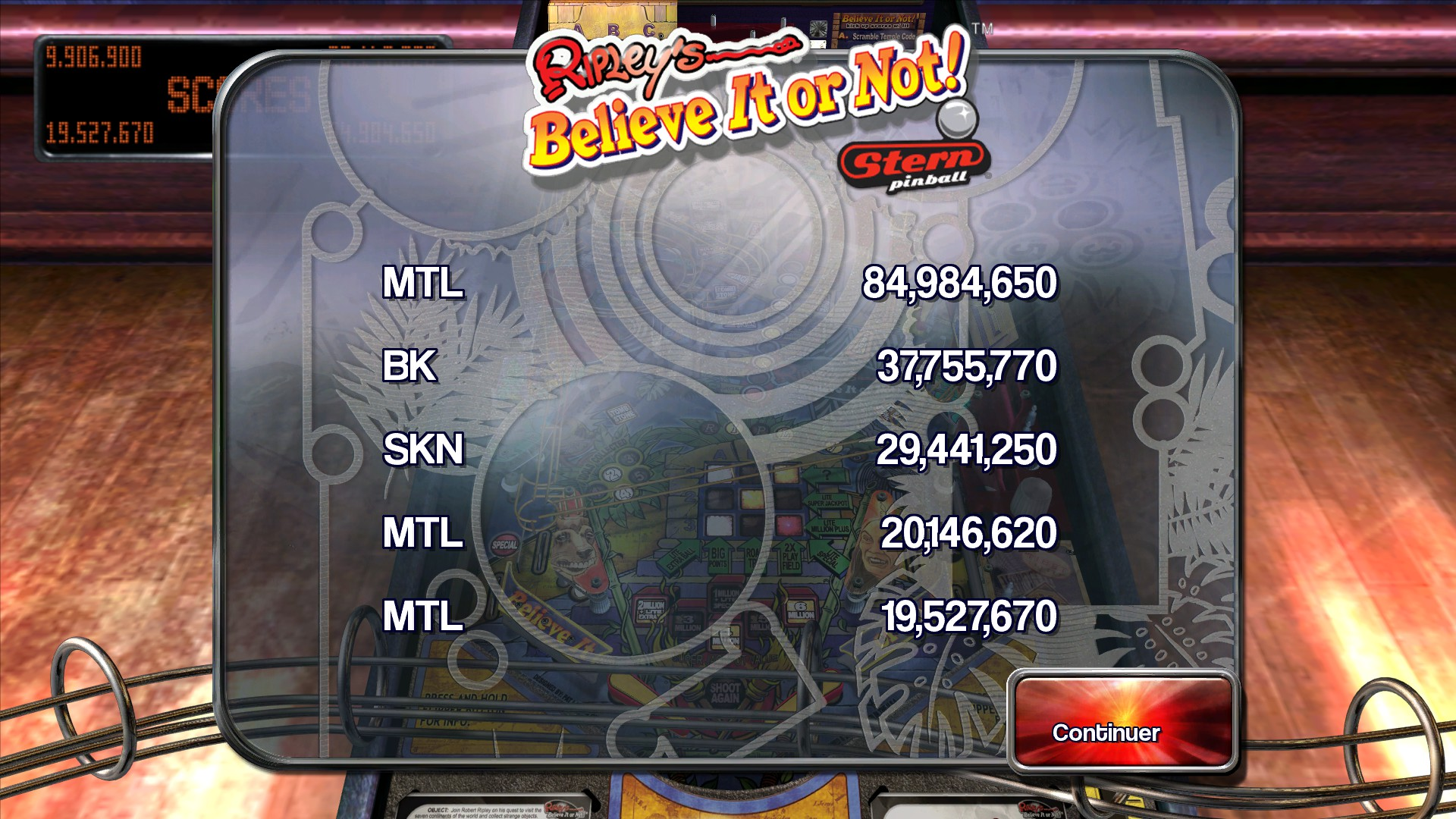 Mantalow: Pinball Arcade: Ripley