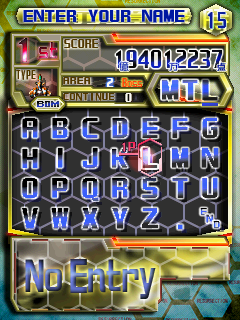 Mantalow: DoDonPachi DaiFukkatsu (Arcade Emulated / M.A.M.E.) 194,012,237 points on 2015-04-04 07:43:47