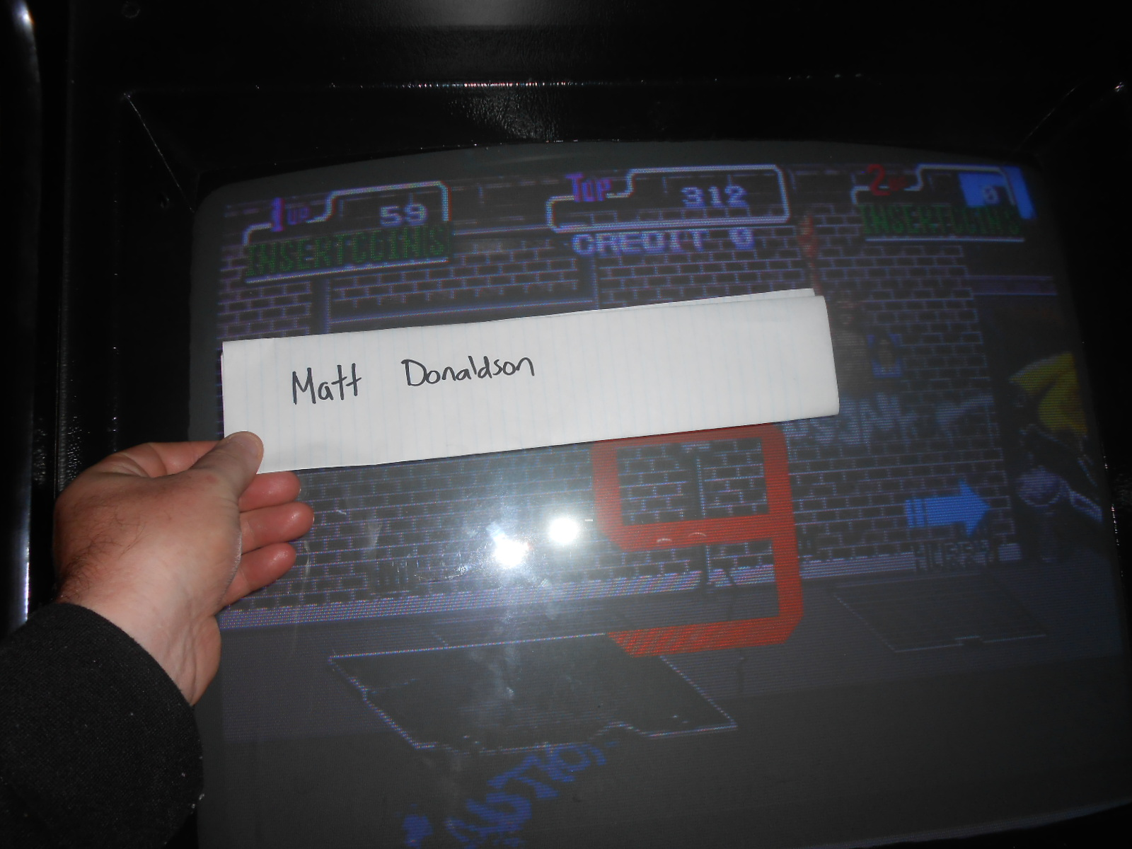 MattDonaldson: Teenage Mutant Ninja Turtles [tmnt] (Arcade Emulated / M.A.M.E.) 59 points on 2015-04-05 23:58:24