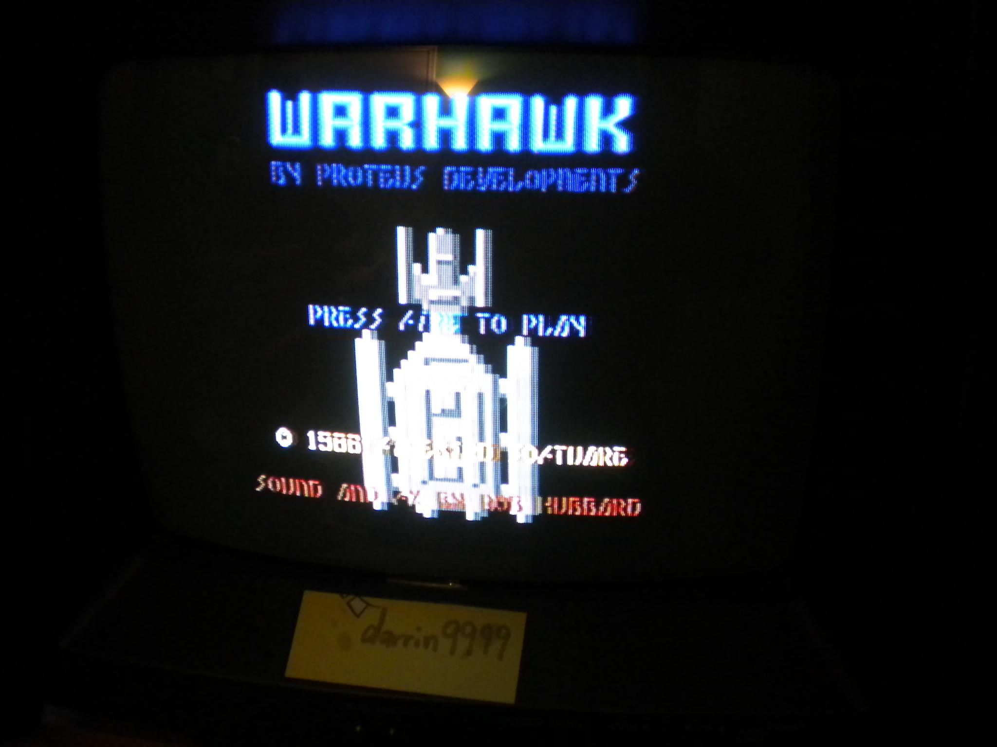 Warhawk 28,151 points