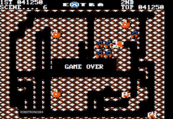 Robotron2084: Mr. Do! (Apple II Emulated) 41,250 points on 2013-10-23 21:20:31