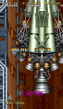Mantalow: 1941: Counter Attack (Arcade Emulated / M.A.M.E.) 760,200 points on 2015-04-10 06:06:32