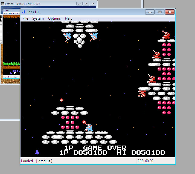 Scootablue: Gradius (NES/Famicom Emulated) 50,100 points on 2015-04-12 05:36:30