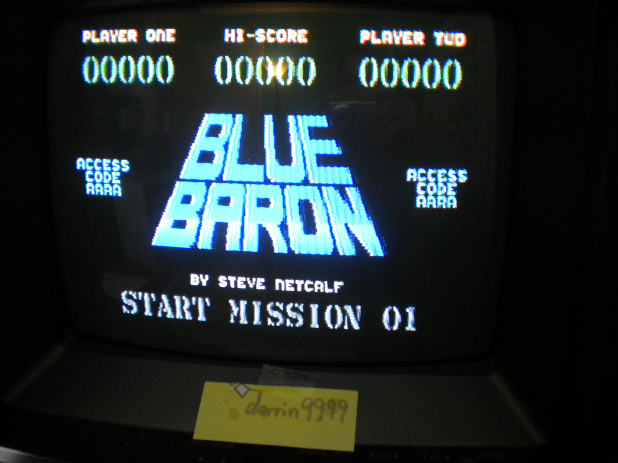 Blue Baron 1,320 points