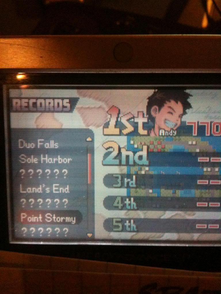 Advance Wars: Point Stormy 770 points