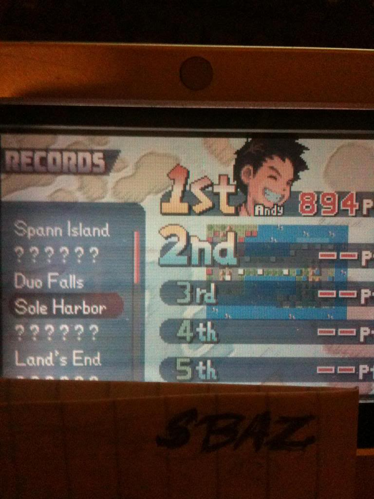 Advance Wars: Sole Harbor 894 points