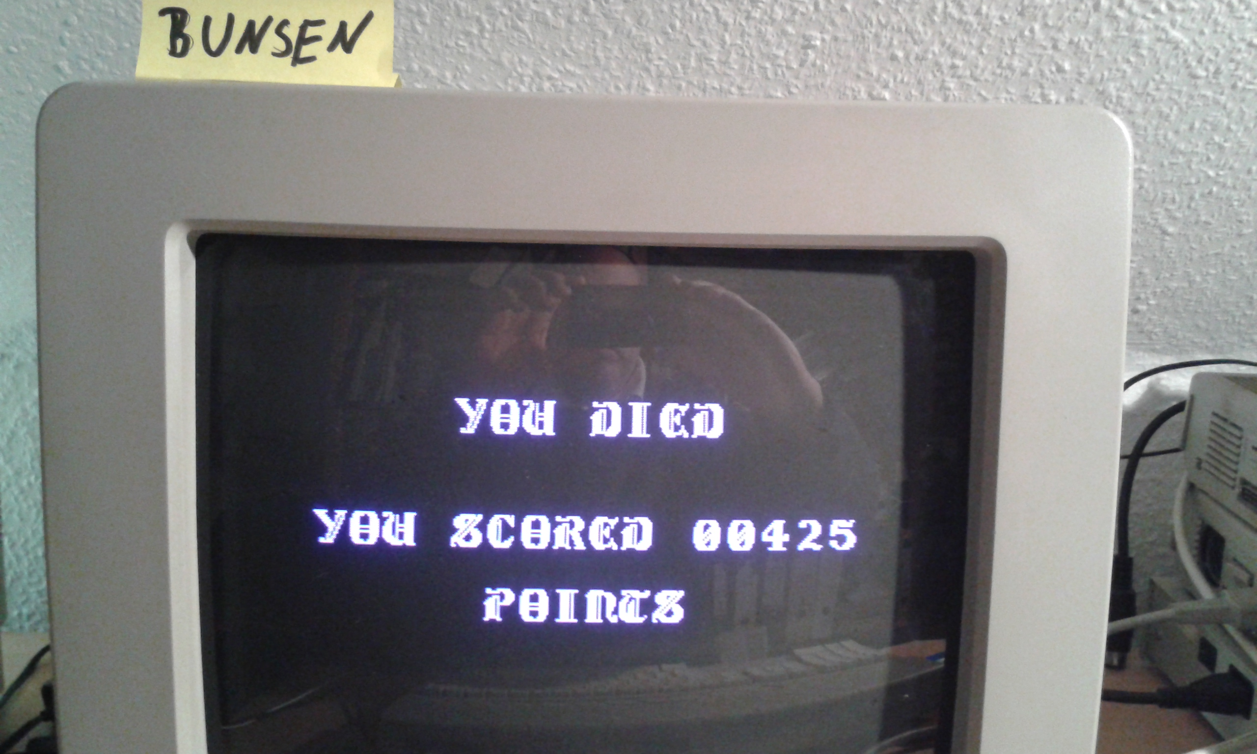 Bunsen: Airball (Atari ST) 425 points on 2015-04-17 10:56:54