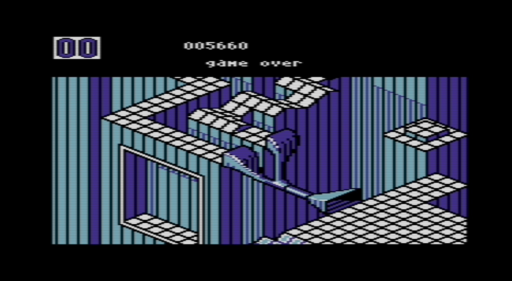 lenny2571: Marble Madness (Commodore 64 Emulated) 5,660 points on 2015-04-19 10:44:48