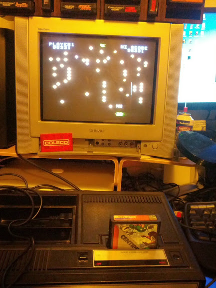 coleco1981: Centipede: Easy (Colecovision) 97,038 points on 2015-04-20 21:27:03