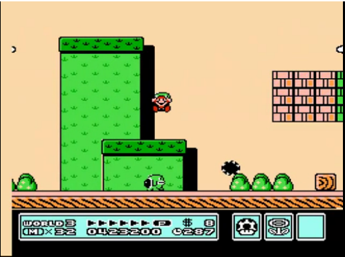 Liduario: Super Mario Bros. 3 [1 Life] (NES/Famicom Emulated) 423,200 points on 2015-04-22 06:34:39