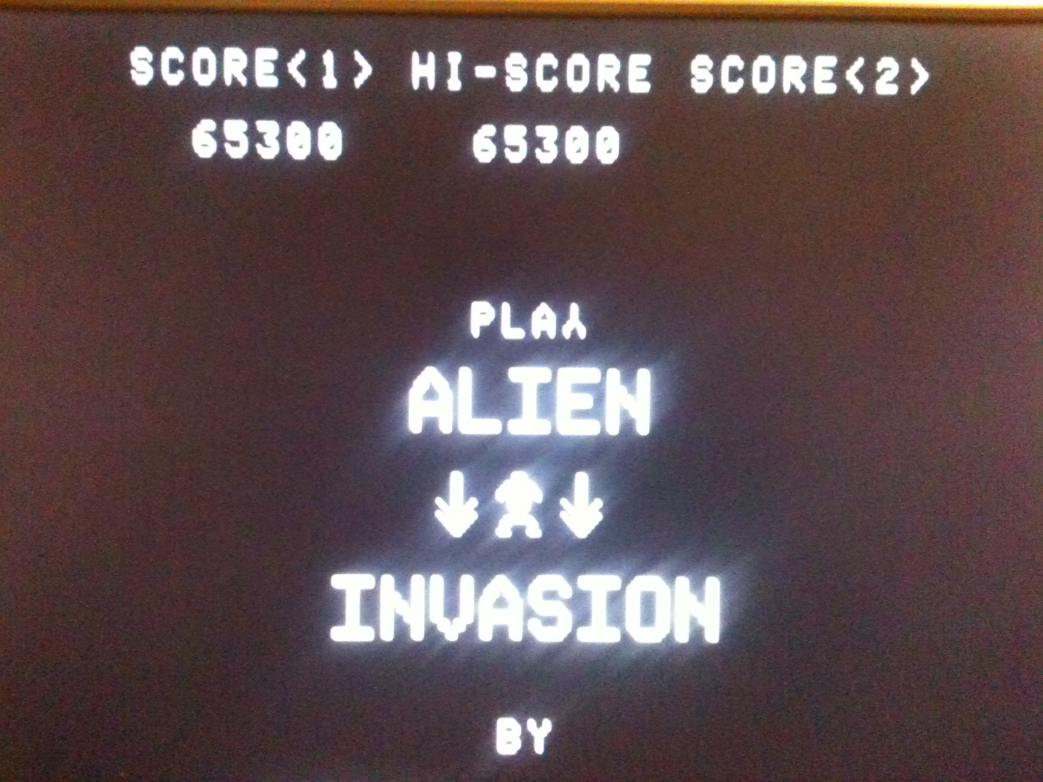 kernzy: Alien Invasion [alieninv] (Arcade Emulated / M.A.M.E.) 65,300 points on 2015-04-22 09:40:58