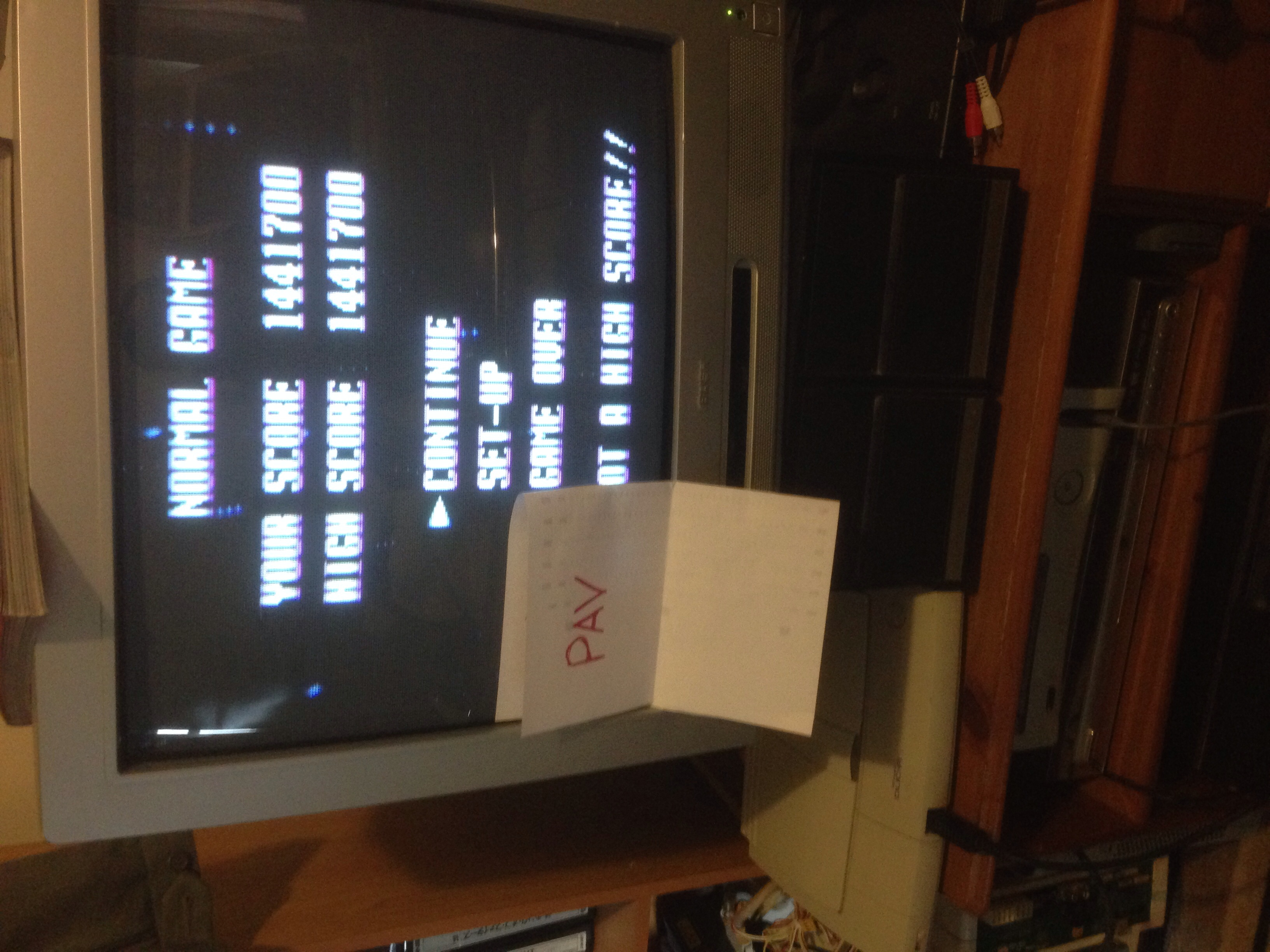 phillv85: Final Soldier (TurboGrafx-16/PC Engine) 1,441,700 points on 2015-04-22 11:38:27