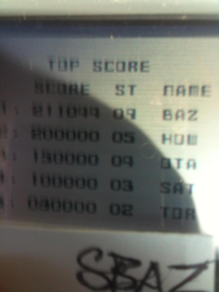 Qix 211,099 points